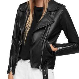 ALLSAINTS                                                        Balfern Leather Biker Jacket   Bloomingdale's (US)