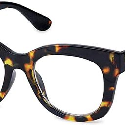 Peepers by PeeperSpecs Women's Center Stage Focus Blue Light Filtering Reading Glasses, Tortoise,... | Amazon (CA)