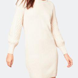Seen Sweater Days Dress   Verishop