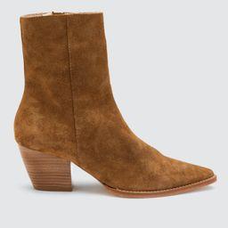 Caty Western Pointed Toe Boot   Verishop