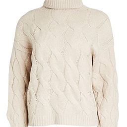 Aimee Cable Knit Sweater   Shopbop
