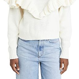 Carice Ruffle Knit   Shopbop