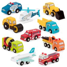 B. Toys Wooden Vehicle - 1pc - Wood & Wheels - 1 of 10 SURPRISE! | Target