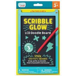 Chuckle & Roar Scribble Glow LCD Sketch Pad   Target
