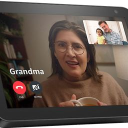 "Amazon Echo Show 8"" Smart Display with Alexa Charcoal B07PF1Y28C - Best Buy | Best Buy U.S."
