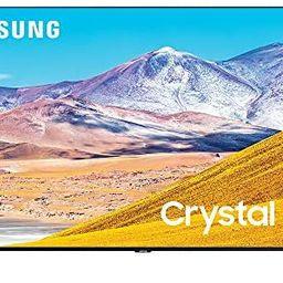 SAMSUNG 50-inch Class Crystal UHD TU-8000 Series - 4K UHD HDR Smart TV with Alexa Built-in (UN50T... | Amazon (US)