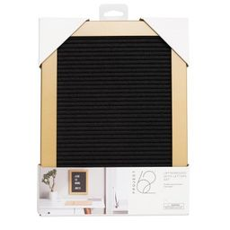 Letterboard Set with Letters Black - Project 62™ | Target