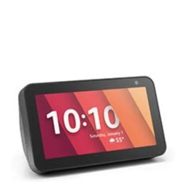 Echo Show 8 -- HD smart display with Alexa – stay connected with video calling - Charcoal   Amazon (US)