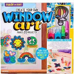 Made By Me Create Your Own Window Art by Horizon Group USA, Paint Your Own Suncatchers. Kit Inclu...   Amazon (US)