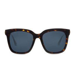 BELLA - TORTOISE + GREY + POLARIZED   DIFF Eyewear