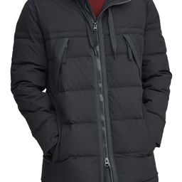 Holden Water Resistant Down & Feather Fill Quilted Coat | Nordstrom