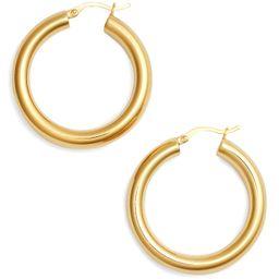 Argento Vivo Hoop Earrings | Nordstrom | Nordstrom
