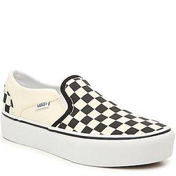 Asher Platform Slip-On Sneaker - Women's | DSW