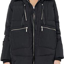 Orolay Women's Thickened Down Jacket Winter Coats | Amazon (US)