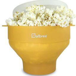 Original Salbree Microwave Popcorn Popper, Silicone Popcorn Maker, Collapsible Bowl BPA Free - 18... | Amazon (US)