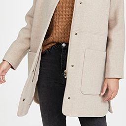 Estate Cocoon Coat | Shopbop