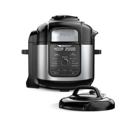 Ninja Foodi 8-qt. 12-in-1 Deluxe XL Pressure Cooker & Air Fryer - Stainless Steel | Kohl's