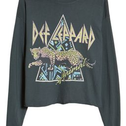 Daydreamer Def Leppard On the Prowl Tee | Nordstrom | Nordstrom