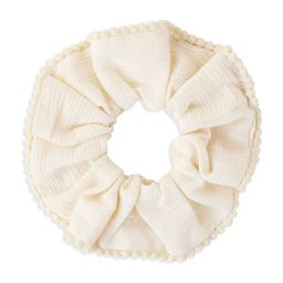 Chan Luu                                                        Pom-Pom Trim Scrunchie | Bloomingdale's (US)