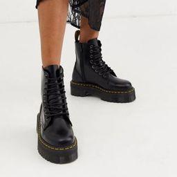Dr Martens Jadon Flatform Chunky Boots | ASOS (Global)