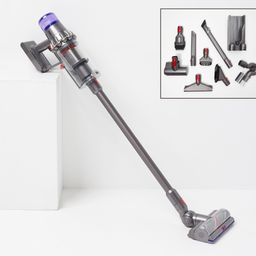 Dyson V11 Torque Drive Complete Cordfree Vacuum with 9 Tools   QVC