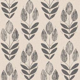 NuWallpaper Folk Tulip Peel & Stick Wallpaper   Walmart (US)