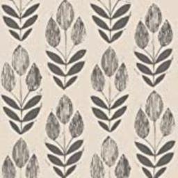 NuWallpaper NU2459 Folk Tulip Neutral Peel & Stick Wallpaper | Amazon (US)