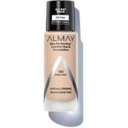 Almay Skin Perfecting Comfort Matte Foundation | Ulta
