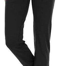 DIBAOLONG Womens Yoga Sweatpants High Waist Active Workout Joggers Lightweight Tapered Lounge Pan...   Amazon (US)