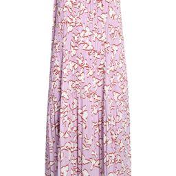 Halogen | Pleated Sleeveless Midi Dress | Nordstrom Rack | Nordstrom Rack