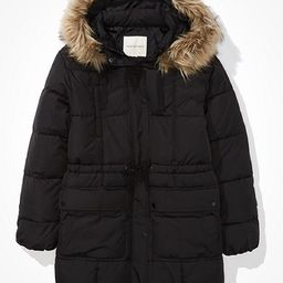 AE Long Puffer Coat   American Eagle Outfitters (US & CA)