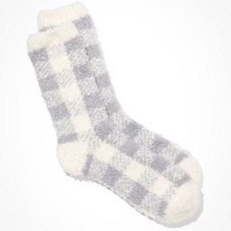 AEO Plaid Crew Sock   American Eagle Outfitters (US & CA)