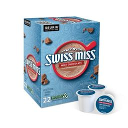 Swiss Miss Milk Chocolate Keurig K-Cup Pods - Hot Cocoa - 22ct | Target