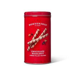 Chocolate Hazelnut Crème-Filled Wafers - 10oz - Wondershop™ | Target