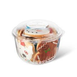 Winter Sugar Cookies - 8ct - Wondershop™ | Target