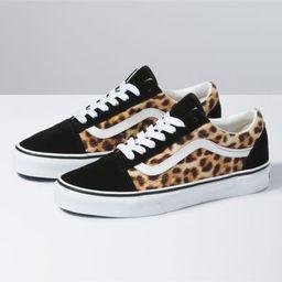 Leopard Old Skool   Vans (US)