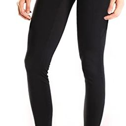 Yogipace Petite/Regular/Tall Women's Water Resistant Fleece Lined Thermal Tights | Amazon (US)