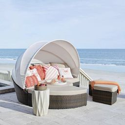 Baleares Bronze Daybed | Frontgate | Frontgate