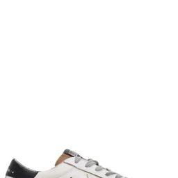 White & Metallic Superstar Sneakers   SSENSE