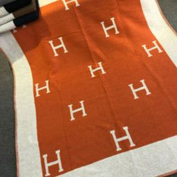"""""""H"""" Blanket- Pre Order Dec. 15th – The Styled Collection 