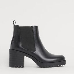 Ankle Boots   H&M (US)