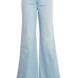 Women's Wrangler Fly High Flare Jeans, Size 32 x 34 - Blue | Nordstrom