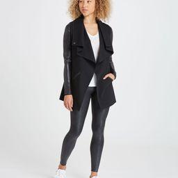 Drape Front Jacket | Spanx