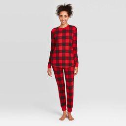 Women's Thermal Pajama Set - Stars Above™   Target