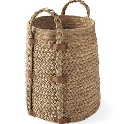 Olema Seagrass Basket   Serena and Lily