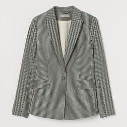 Fitted Blazer   H&M (US)