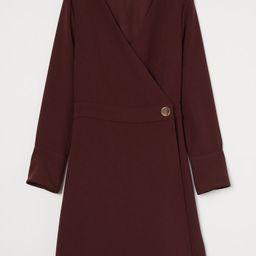 Wrap Dress   H&M (US)