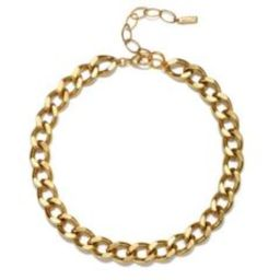 Miami Link Choker Necklace | Sequin