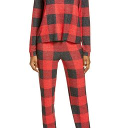 Print Comfy Pajamas   Nordstrom