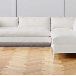 Decker 3-Piece Sectional Sofa   CB2   CB2